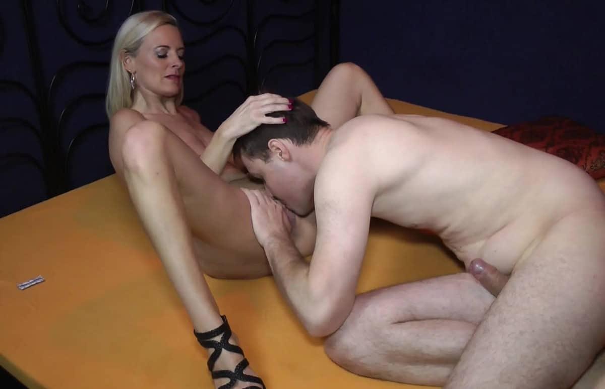 erotische parties frivolen